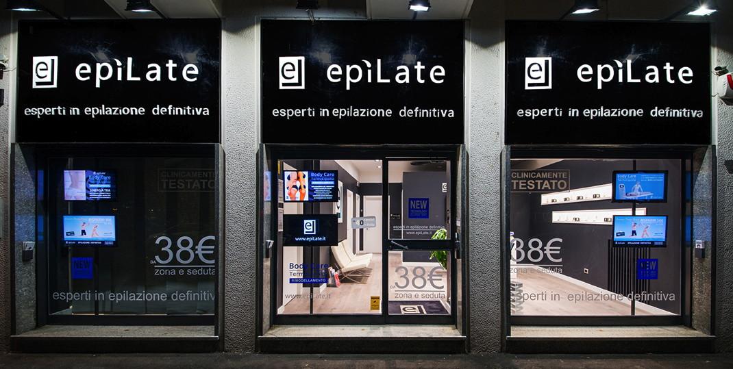negozi epilate
