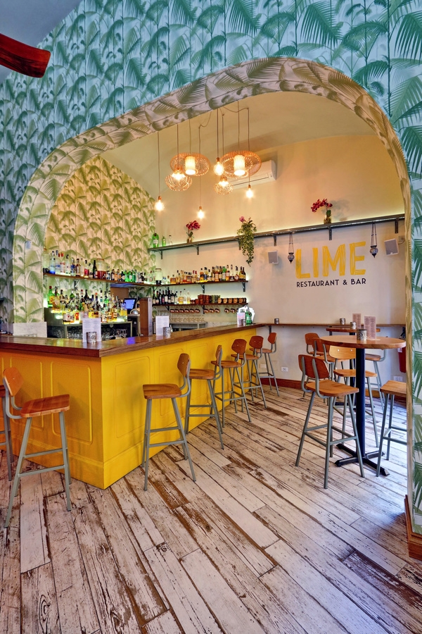Franchising Lime Restaurant & Bar