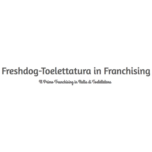 freshdog-toelettatura-franchising-logo
