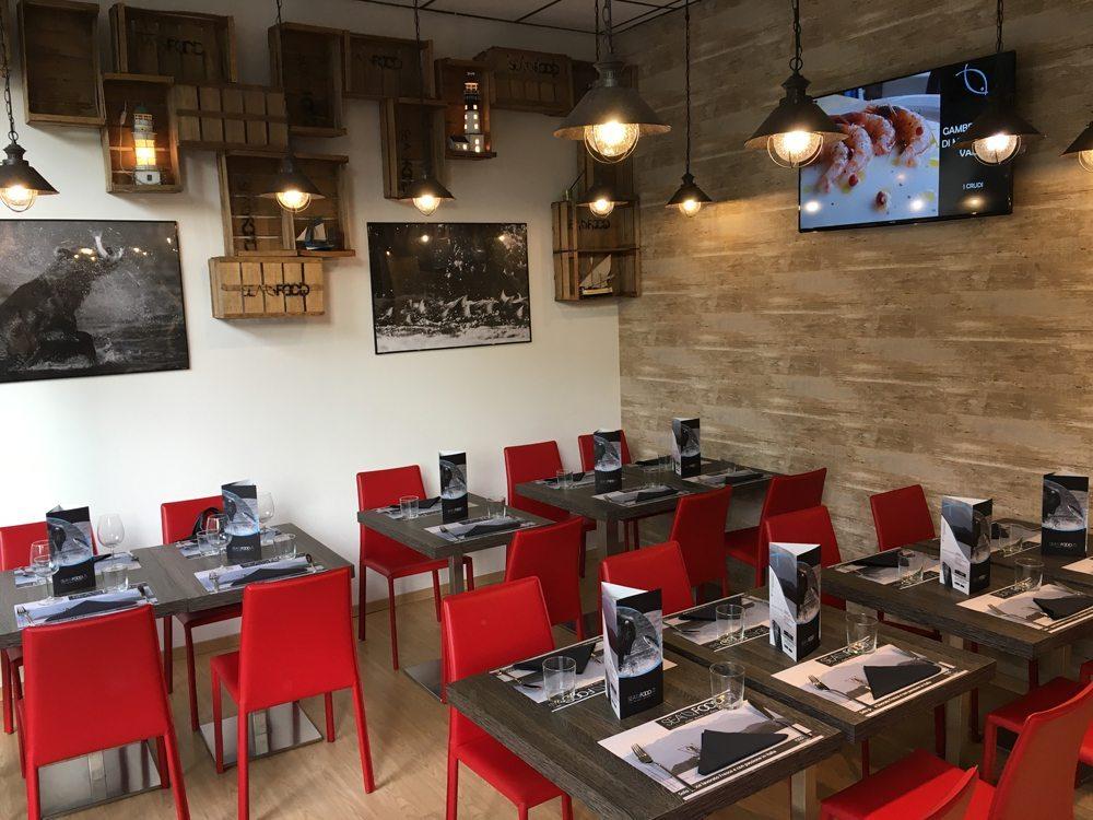 Franchising bar birreria for Arredamento fast food