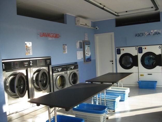 franchising lavanderia automatica biolavatu