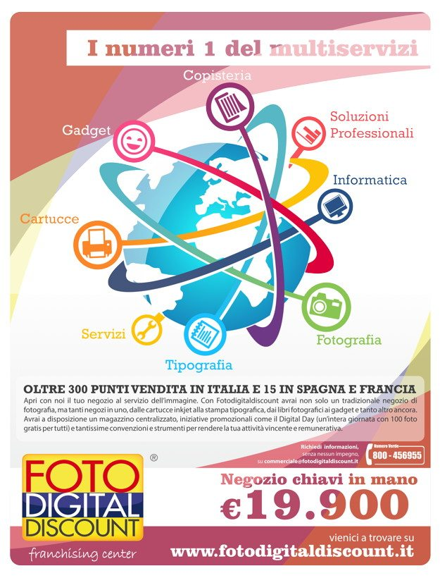 franchising fotografia foto digital discount