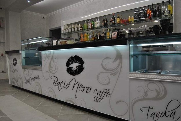 franchising caffe Bacio nero