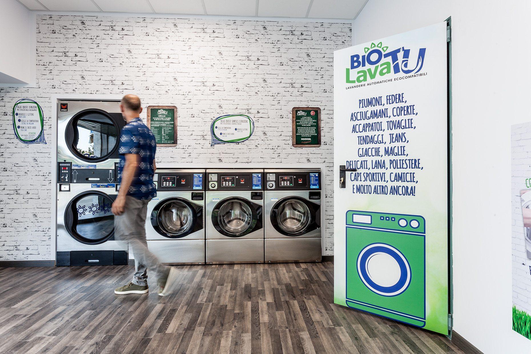 biolavatu lavanderia automatica