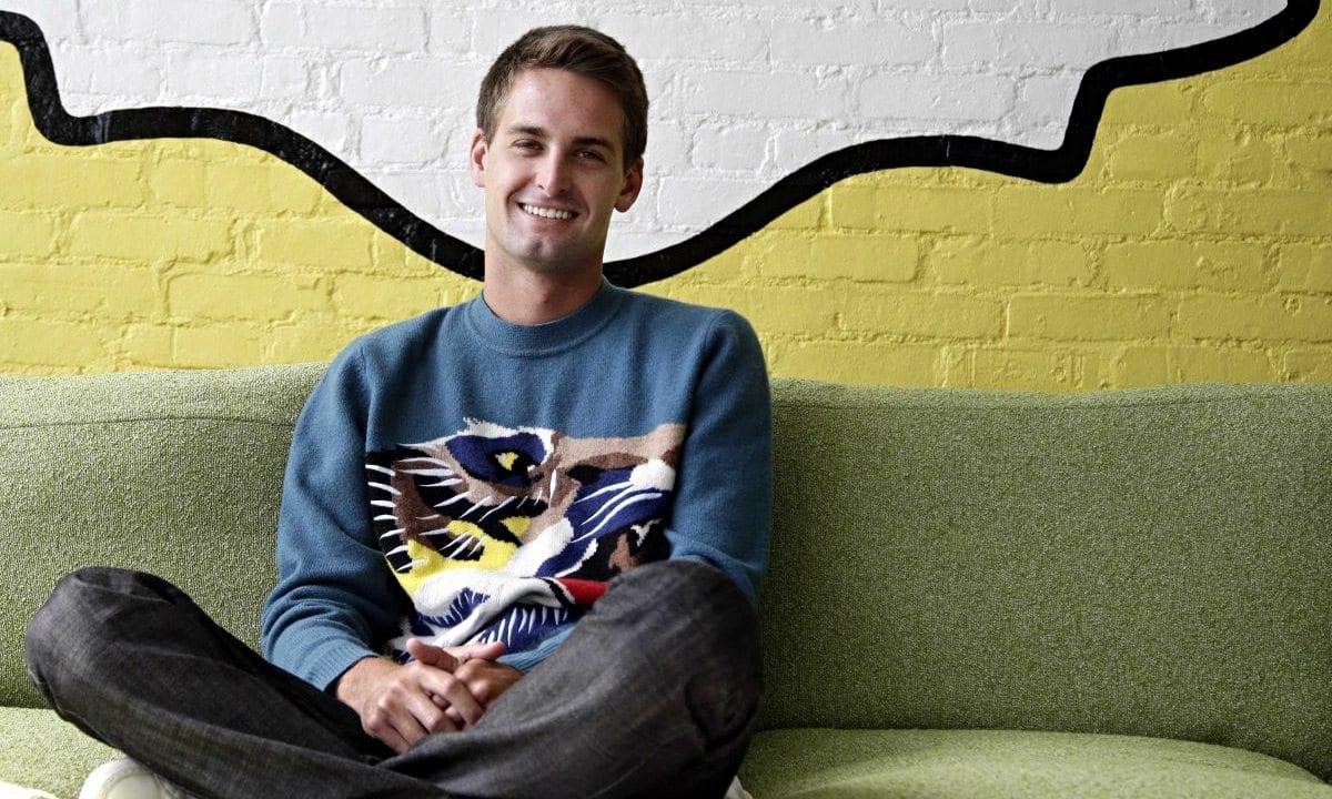 Evan spiegel la vita favolosa del fondatore di snapchat for Facebook spiegel