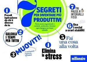 7 segreti produttivi