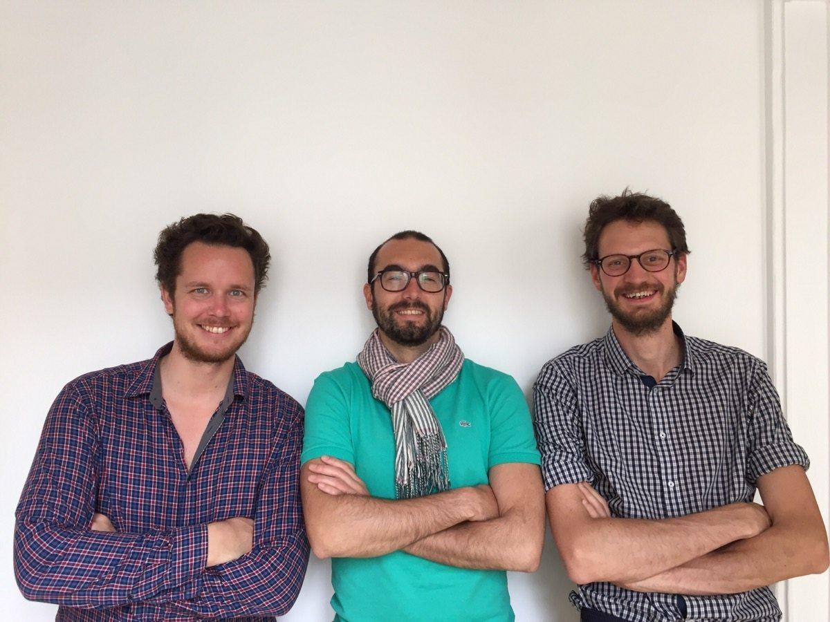 Fondatori startup Collettiamo