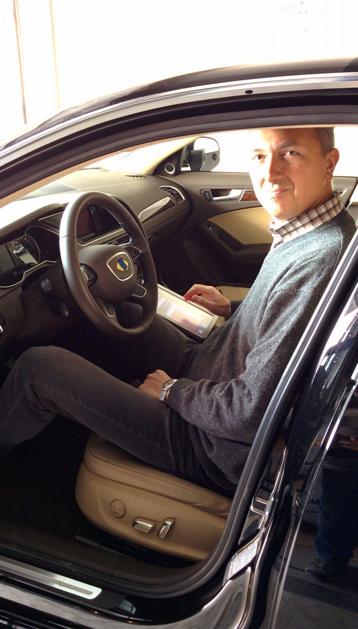 Auto che si guida da sola fiat si allea con google ma il for L auto che si guida da sola