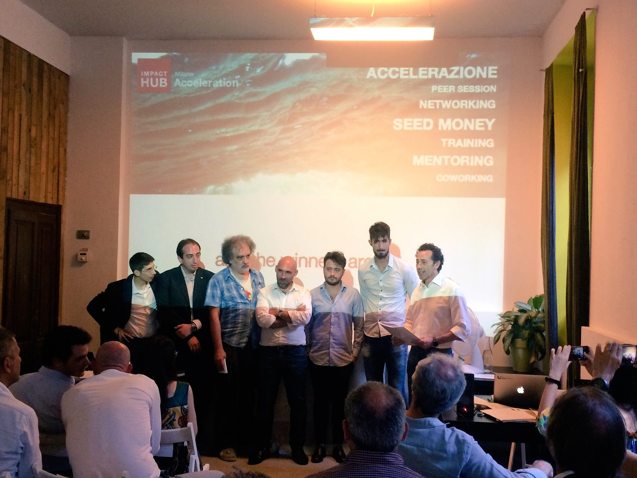 vincitori Impact Hub Acceleration