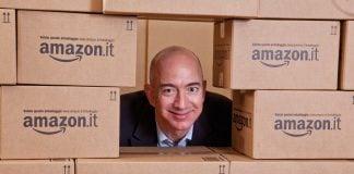 Jeff Bezos Amazon ceo record