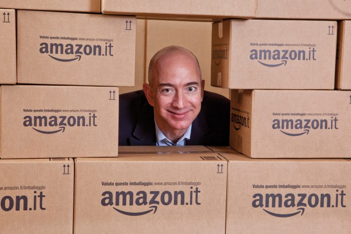 Jeff Bezos Amazon ceo record