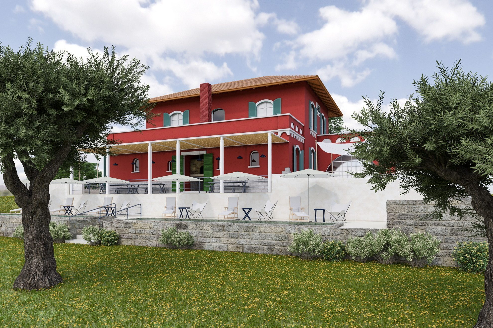 Una casa cantoniera per fare impresa millionaire - Documenti per affittare una casa ...