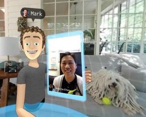 avatar zuckerberg virtuale