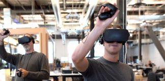 realtà virtuale zuckerberg