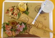 la ristorazione veloce fishway
