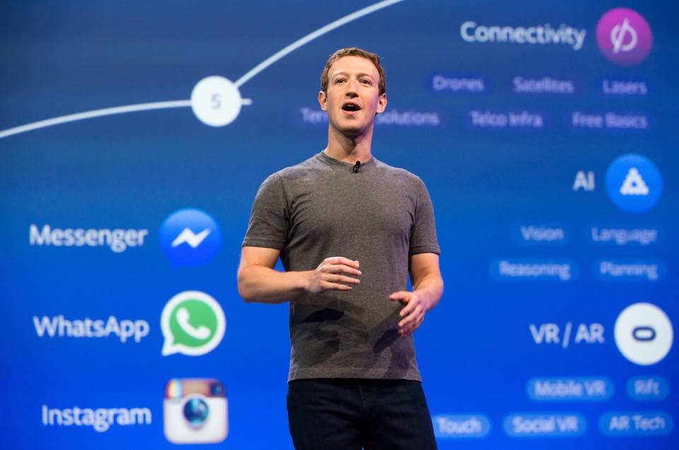Zuckerberg interviene: adesso diamo più sicurezza su Facebook