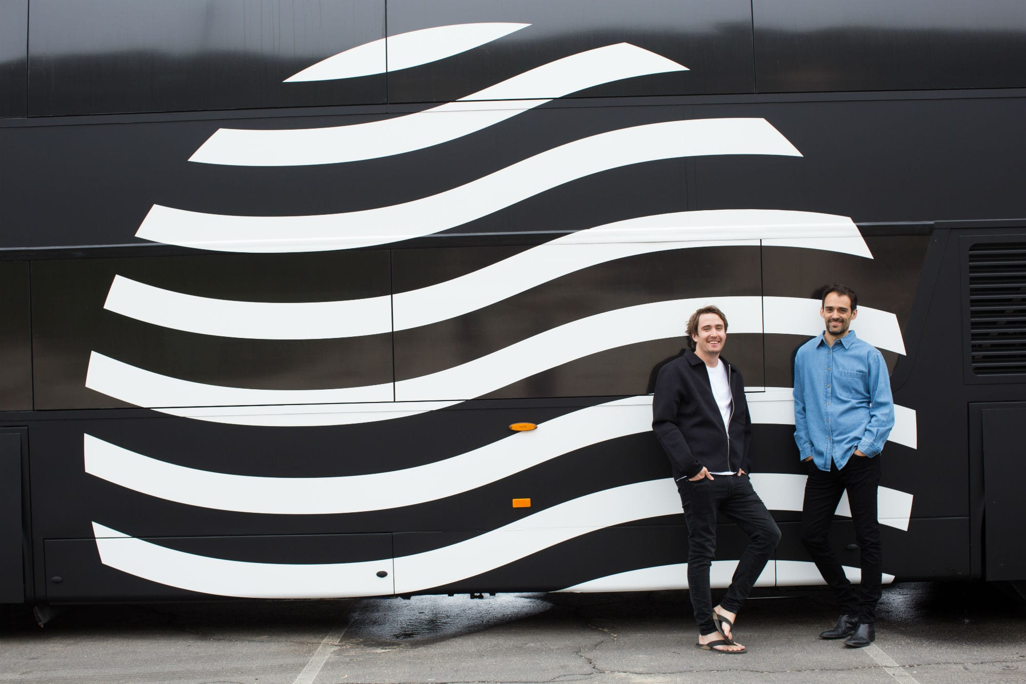 Cabin l 39 autobus diventa un hotel in movimento da los for Cabin bus san francisco