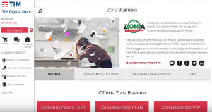 tim open zona business