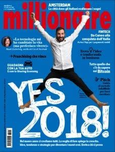 Millionaire di dic/gennaio 2018 è in edicola