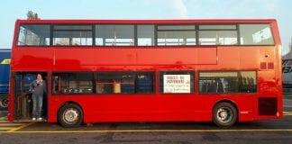 autobus double decker