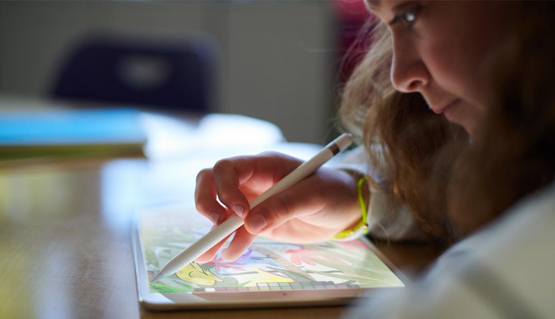 Apple lancia il nuovo iPad: più economico e funzionale per gli studenti