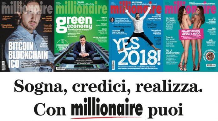 Millionaire regala numero