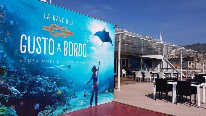 Seafood Bar - Ristorante Gusto a Bordo - Acquario di Genova