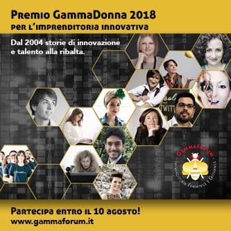 GammaDonna 2018