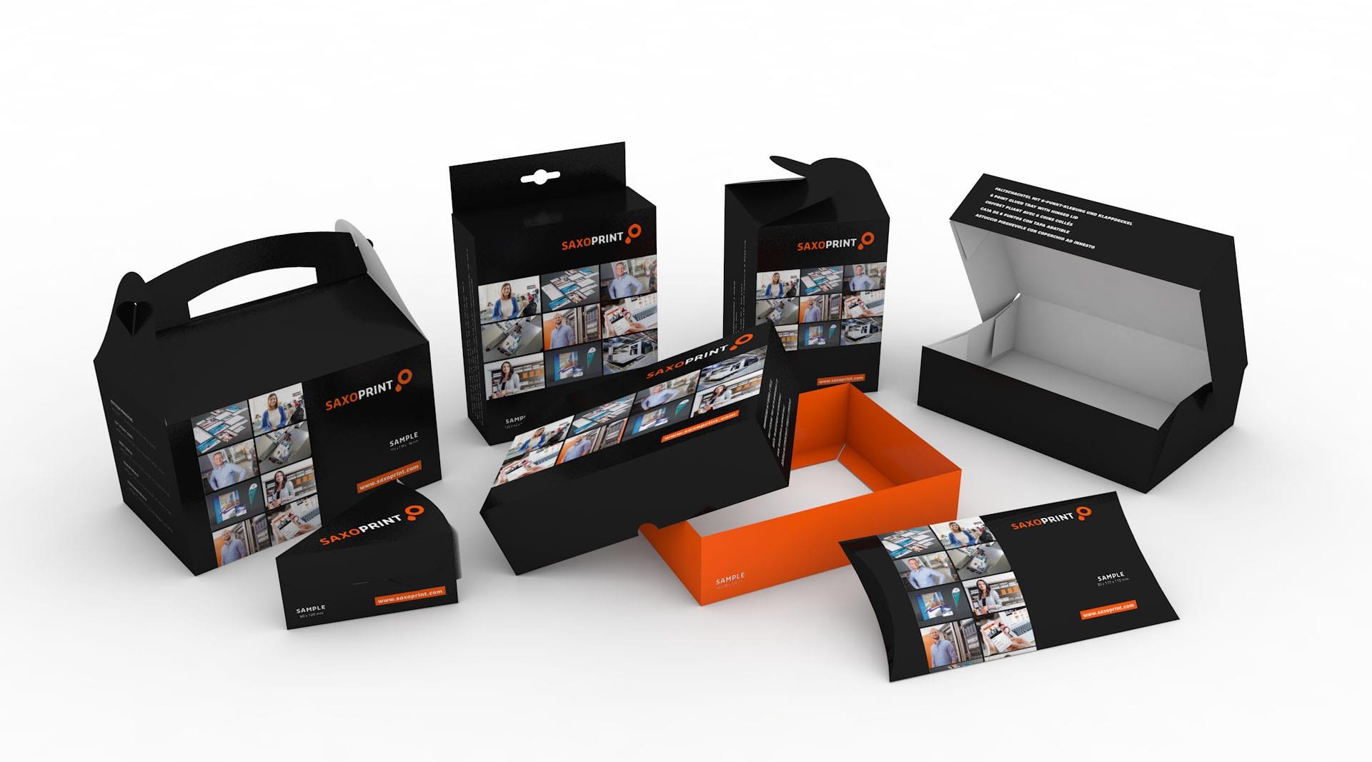 SAXOPRINT - Servizi stampa online su prodotti