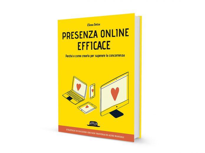 Presenza online efficace libro di Elena Setzu