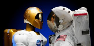 nasa astronauti
