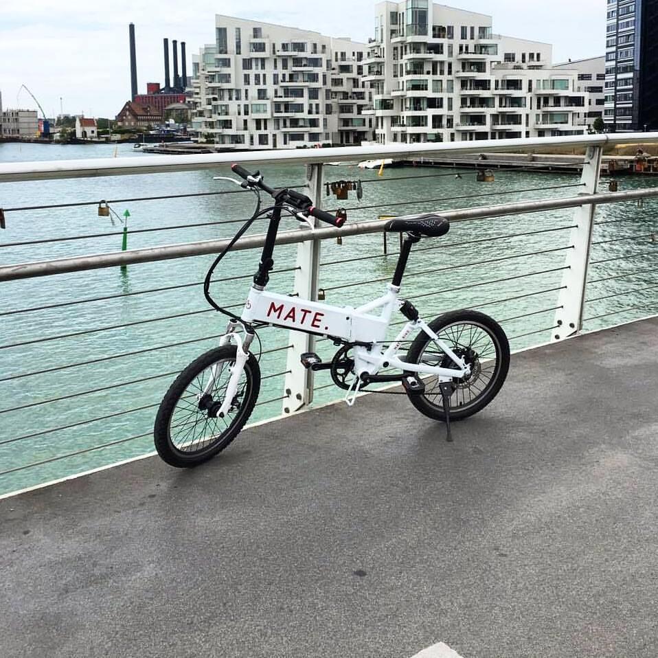 Bici Pieghevole Matex.La Bici Elettrica Che Sbanca Indiegogo 11 Milioni Di Euro