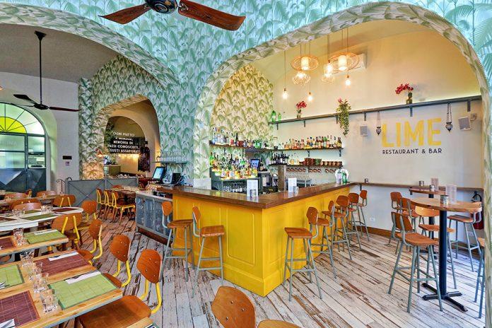 Aprire un ristorante in franchising Lime Restaurant & Bar