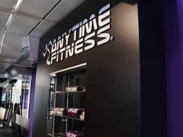 Anytime Fitness franchising palestre