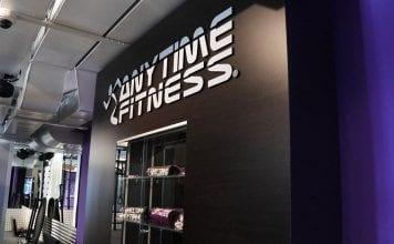 Anytime Fitness franchising palestre