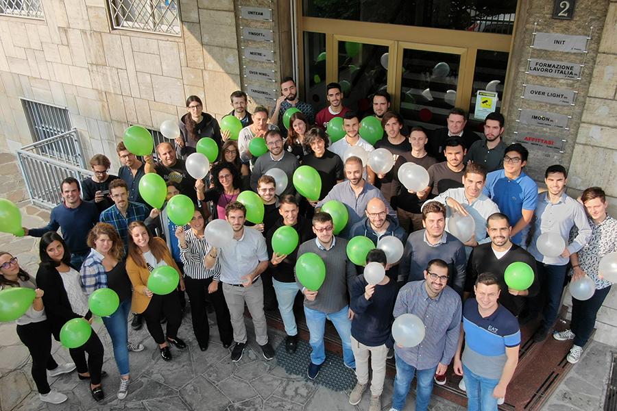 Il team di Nextre - Consulenza per la Trasformazione digitale delle imprese