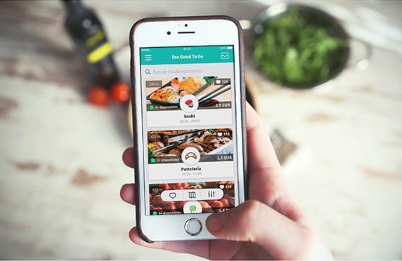 Too good to go, l'app anti spreco arriva in Italia
