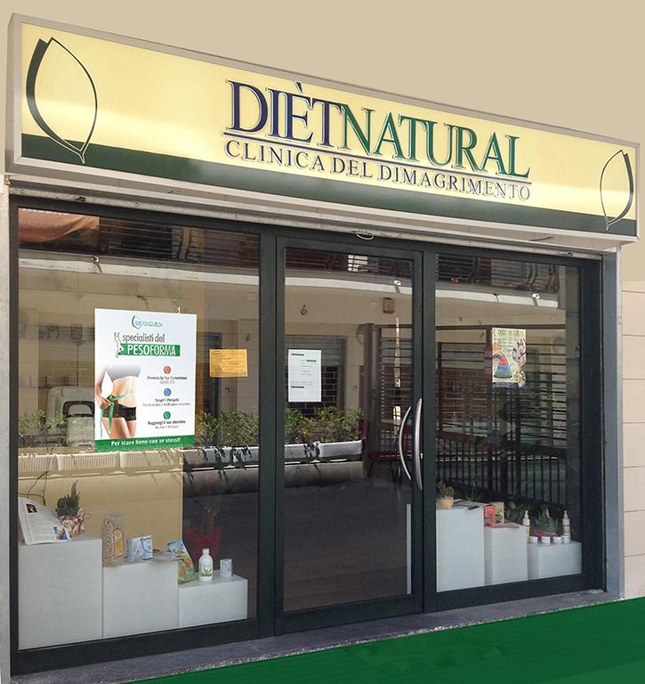 Diètnatural franchising nutrizione e dietetica
