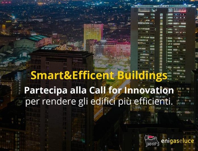 Eni gas e luce lancia la Call for Innovation Smart&Efficient Buildings