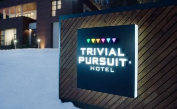 hotel trivial pursuit