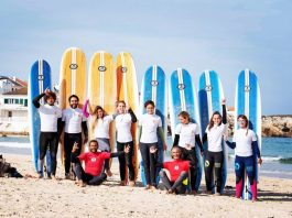 surf lodge baleal