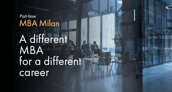 Part-time MBA Milano Luiss Business School