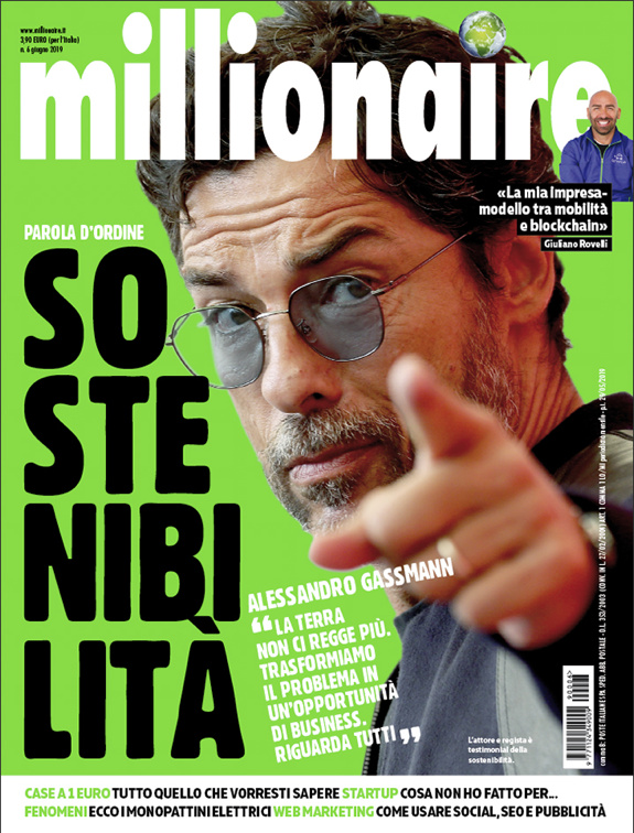 Millionaire di mgiugno 2019 è in edicola
