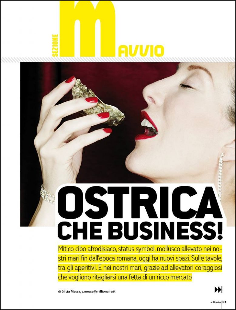 ostrica che business
