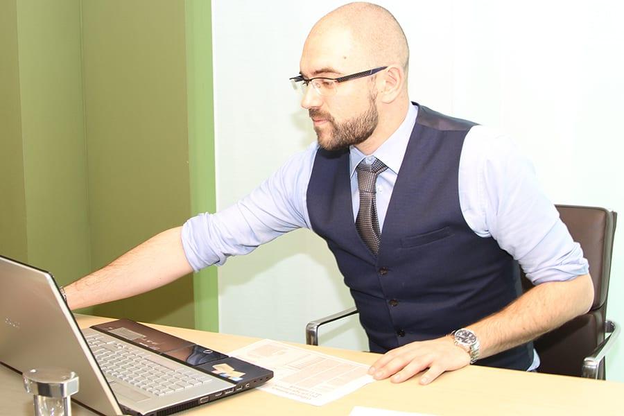 Difesa Debitori: Luca Zanaica, responsabile marketing