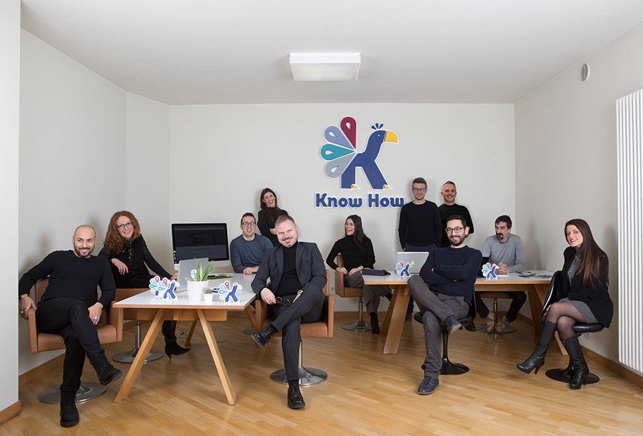 Know How Project - Team