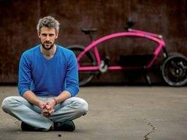 Daniele Rinaldi bicicletta