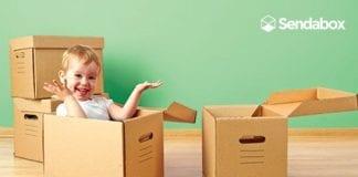 Sendabox, servizi di logistica