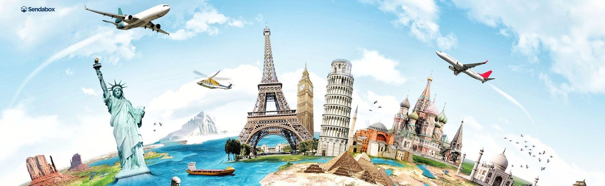 sendabox: spedizione pacchi all'estero