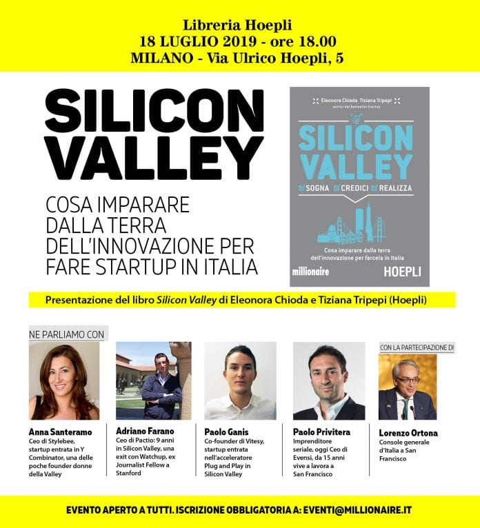 silicon valley a milano